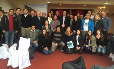 Provincia y Municipios reafirmaron el compromiso con el desarrollo sustentable