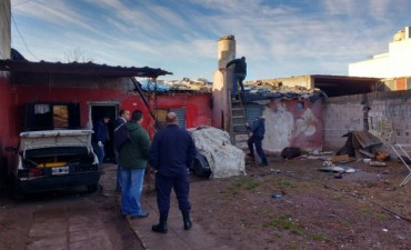 Caso Palahy: nuevos allanamientos en búsqueda del arma homicida