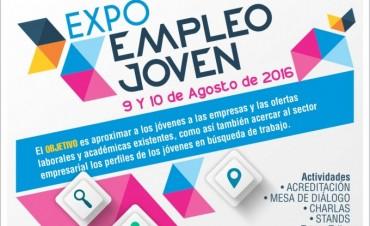 Expo Empleo Joven: ¿Qué hacer después de terminar el secundario?