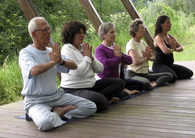 Experimentar nuevas disciplinas: Tai Chi para adultos mayores