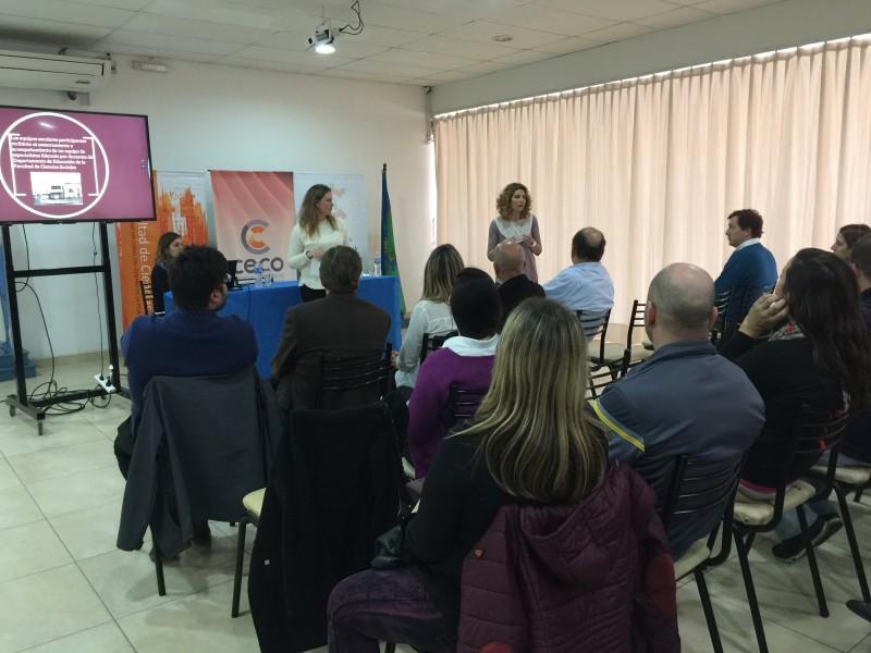 """Se presentó el Proyecto """"150 años de la fundación de Olavarría: identidades en construcción"""""""