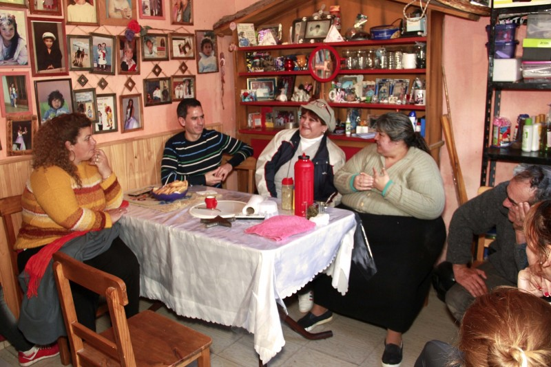 González Hueso se reunió con vecinos del Barrio El Pasillo