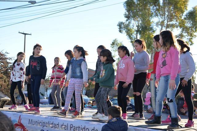 HOla Barrios llega al Territorial N° 4