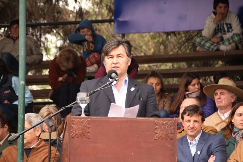 En Regional Agropecuario habló Daniel Pellegrina Sociedad Rural Argentina