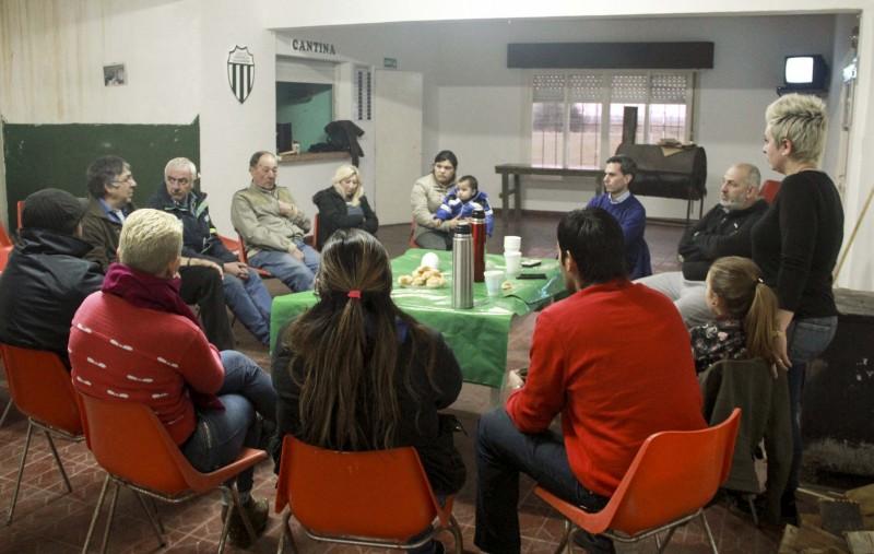 Candidatos de Cumplir visitaron las localidades