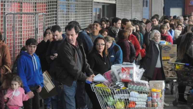 Banco Provincia: en agosto habrá dos días al 50% en los supermercados