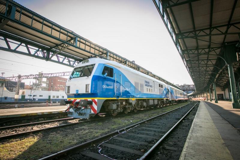 Vacaciones de invierno: se vendieron  más de 40 mil pasajes en tren