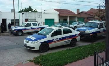 La policía sigue con mucho trabajo