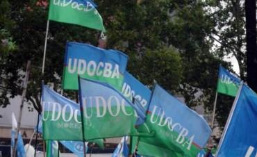UDOCBA: los afiliados de Olavarría aceptan la oferta salarial