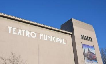 Julio en el Teatro Municipal