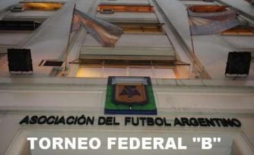 FEDERAL B:las fechas de disputa del Torneo Federal B 2017 que arrancará este Sábado 8