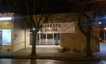La garrafa social ausente, el gobierno municipal también