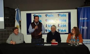 1PAIS llevó a cabo una capacitación sobre Alerta Buenos Aires en nuestra ciudad