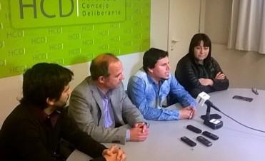 Unidad Ciudadana pide declarar la emergencia sanitaria en el partido de Olavarría