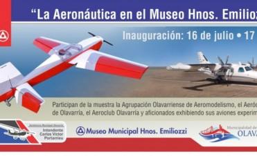 La Aeronáutica en el Museo Hnos. Emiliozzi