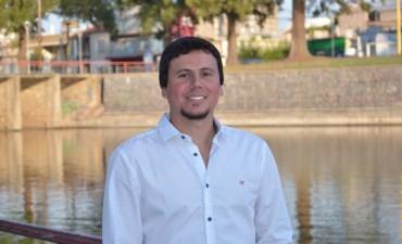 Federico Aguilera estará del lanzamiento de Campaña del Frente de Unidad Ciudadana