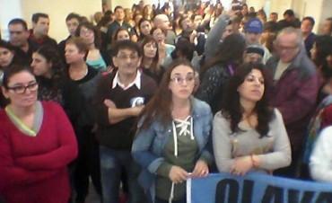Hospital: nueva asamblea de trabajadores municipales