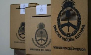 Elecciones: con la oficialización de listas, Olavarría tendrá más precandidatos