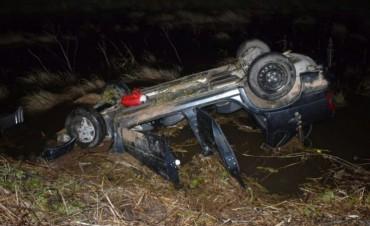 Un accidente deja dos víctimas fatales