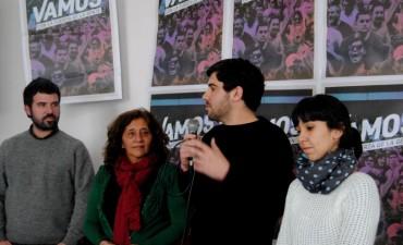 VAMOS realizó su acto inicio de campaña de cara a las legislativas de este año