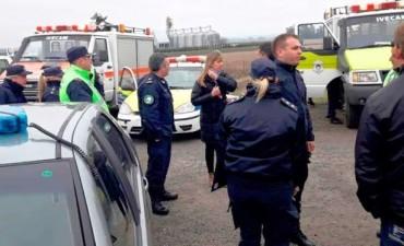 Minería: vehículos con sobrecarga y predios de carga ilegal detectados en Tandil