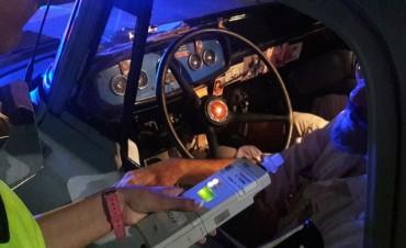 El Municipio refuerza los controles de tránsito en distintos puntos