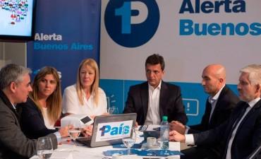 Eduardo Rodríguez volvió a mostrarse con Massa por el tema Seguridad y pidió a Galli que se ocupe