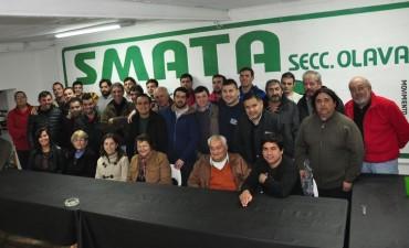 SMATA: Acta acuerdo sin despidos hasta Diciembre
