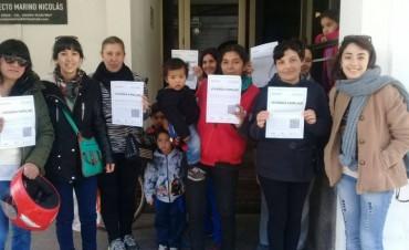 VAMOS: Barrio Digno y entrega de Certificados de Vivienda Familiar