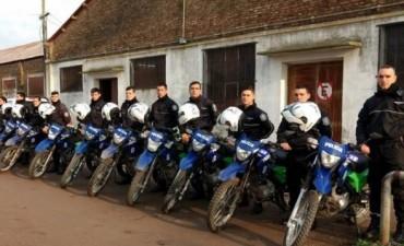 Nuevos uniformes para motopolicías