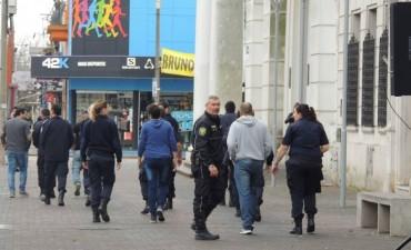 Municipales: Repudio del Sindicato a una agresión que, dicen, vino desde el Palacio
