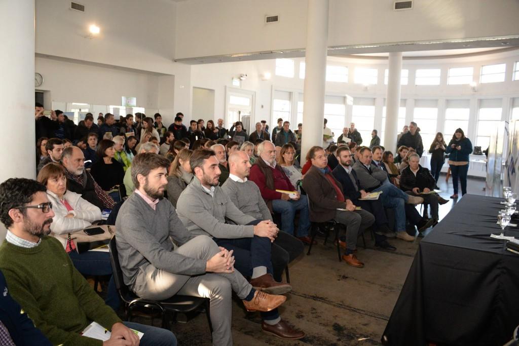 El Senador Cellillo participó de la Jornada 'Municipios por un Hábitat Eficiente y Sustentable'