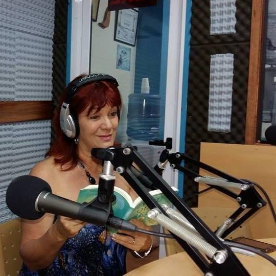 Día del locutor: María Esther Sánchez