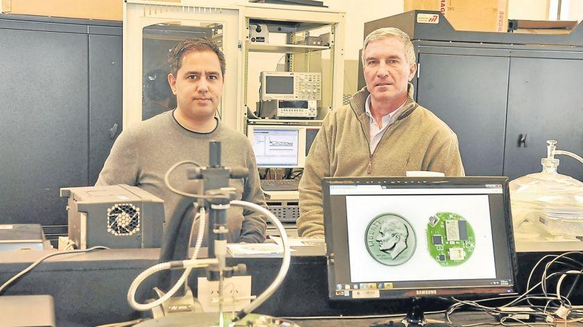 Especialistas del INTI desarrollan sensores para usar en ropa y accesorios