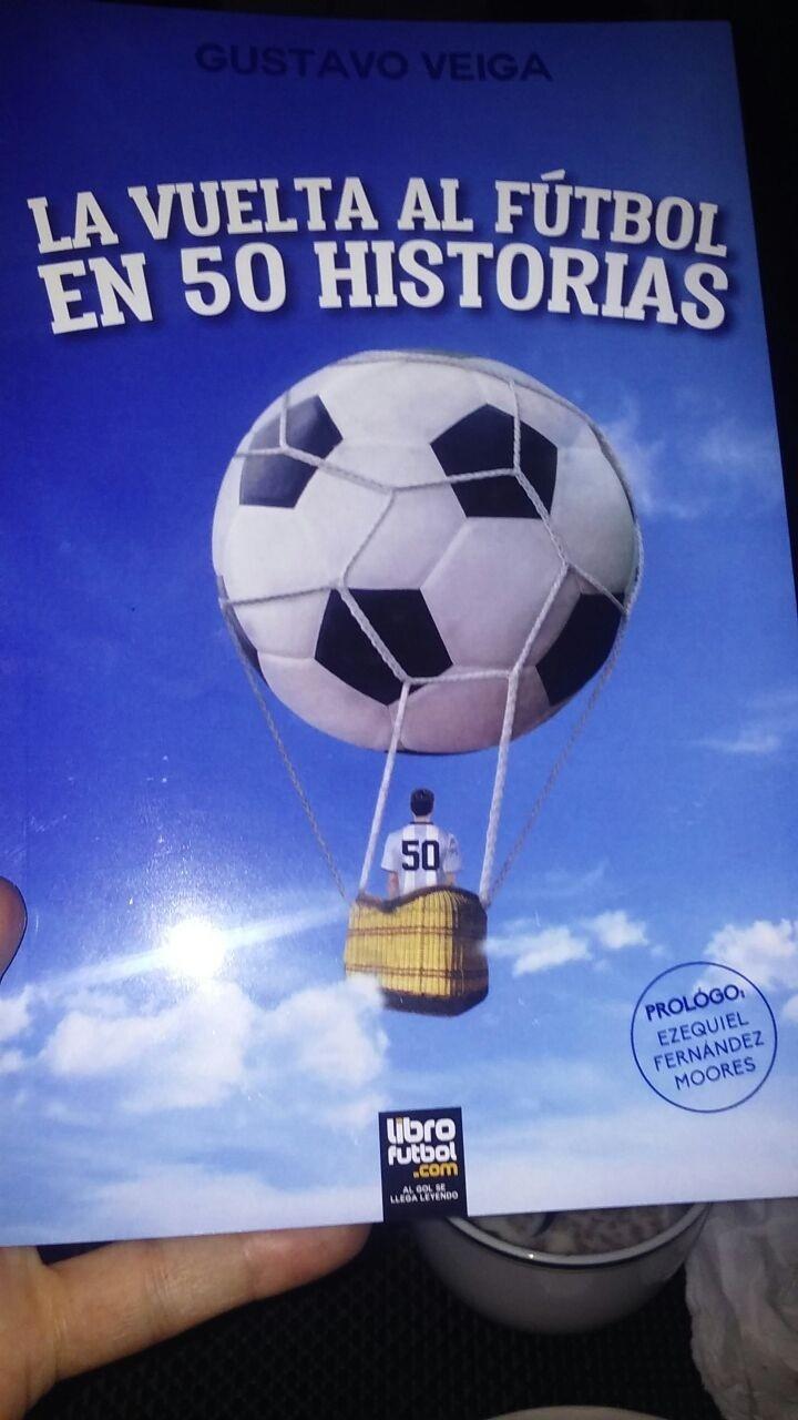 La Vuelta al Fùtbol en 50 Historias