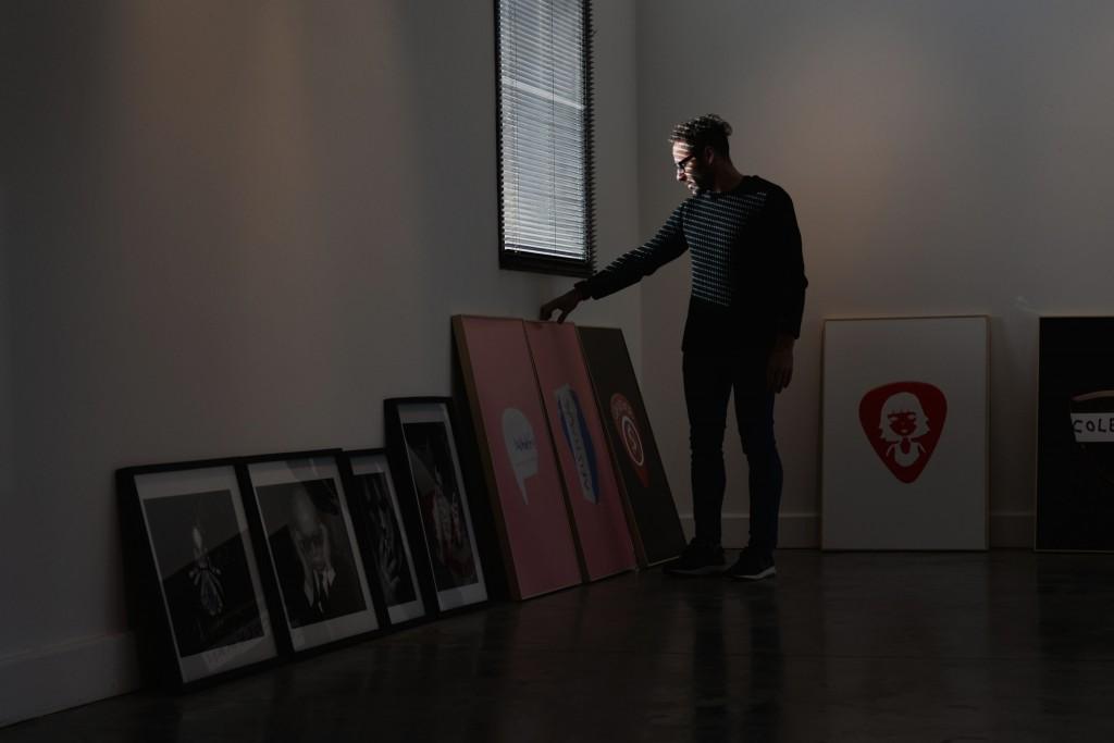 El lenguaje fotográfico del rock se instala en el Centro Cultural