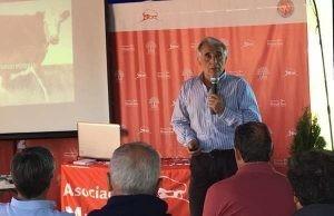 El veterinario Oscar Yurno habló de pariciones