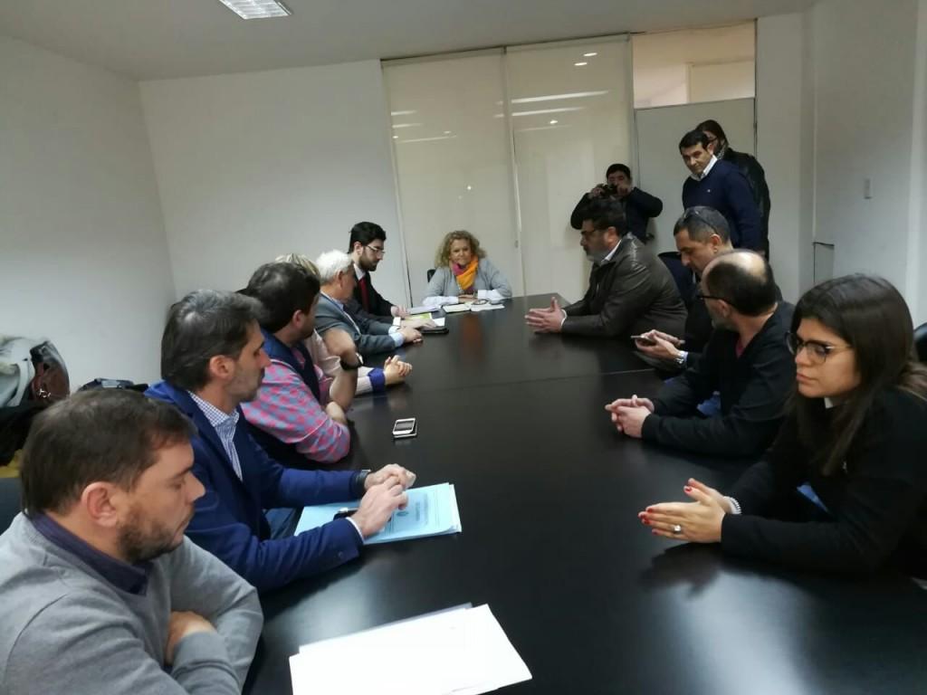 Municipales: discusión por condiciones de trabajo en La Plata