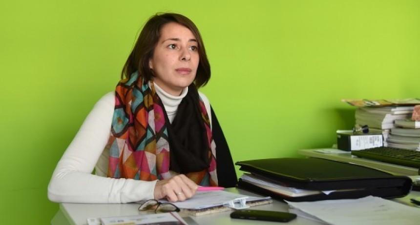 'El objetivo es conectarse con los sectores laborales y conocer el perfil de cada joven'