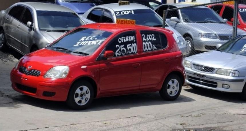 Trámites a realizar en caso de vender un vehículo