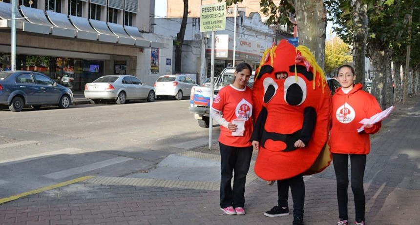 Olavarría da Vida: donación de sangre e inscripción al Registro de Donantes de Médula Ósea
