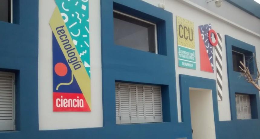 El viernes se inaugura el Centro Cultural Universitario de Olavarría