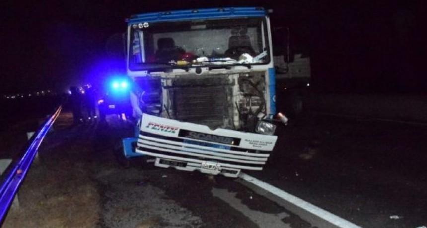 Un herido en hecho de tránsito cerca del cruce de Hinojo
