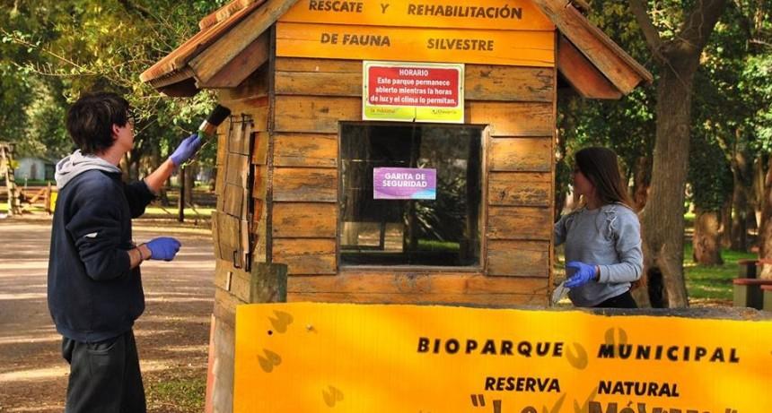 Fortalecer el vínculo con la naturaleza desde el Bioparque