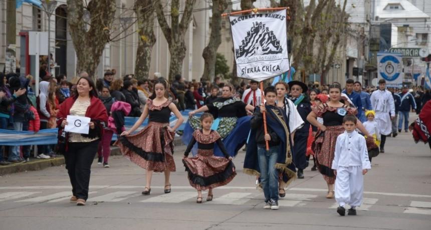 Día de la Independencia: se interrumpirá el tránsito por los festejos del lunes