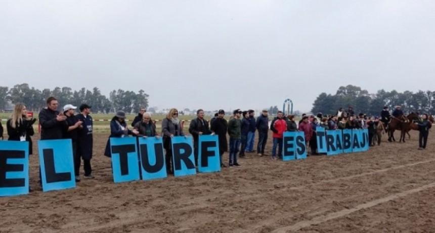 Turf: 'debería preocupar a toda la sociedad'