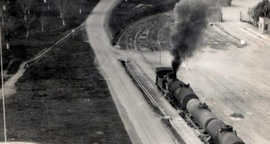 Sierras Bayas celebra la llegada del ferrocarril