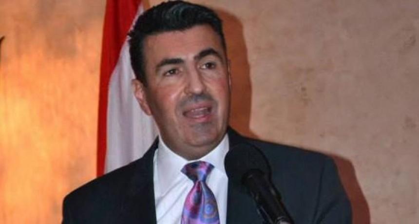Galli recibirá al Embajador de Líbano
