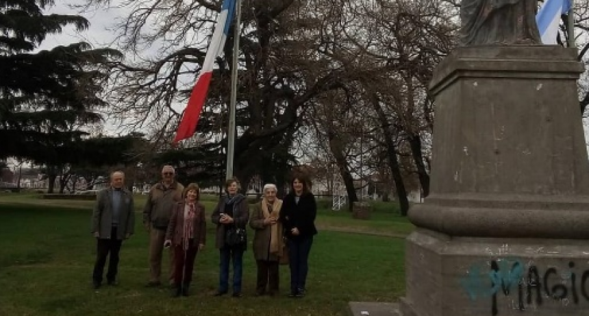 Celebraciones por los 229° de la Revolución Francesa