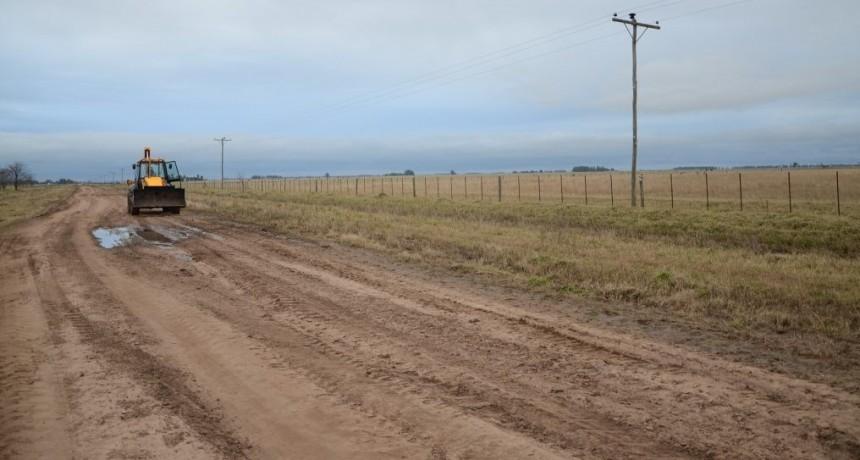 Se solicita no circular por el camino de Recalde-Mapis